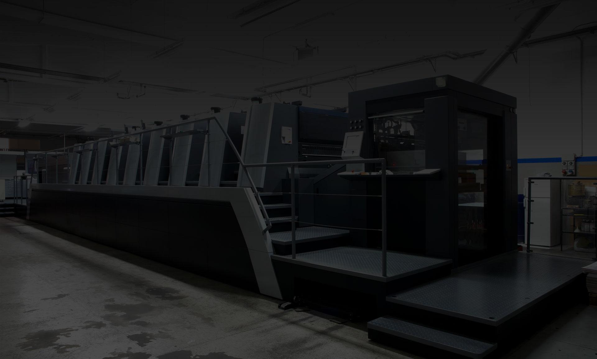 L'imprimerie contemporaine